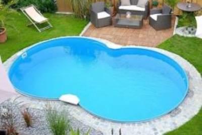 Создание бассейнов под ключ в Киеве