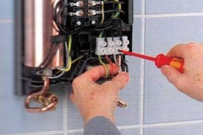 Устройство автоматического отключения бойлера при повышении энергопотребления