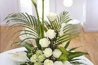 Стабилизированные цветы – новинка в украшении интерьера