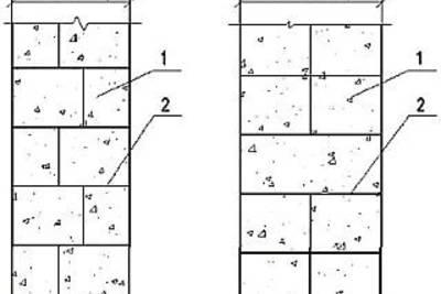 Кладка стен из газобетонных и газосиликатных блоков