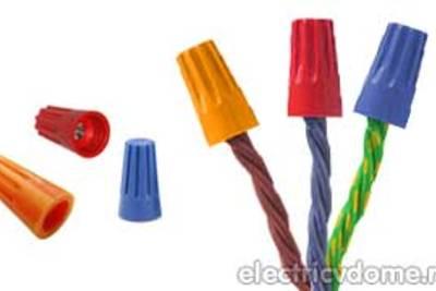 Электрический контакт – соединение проводов