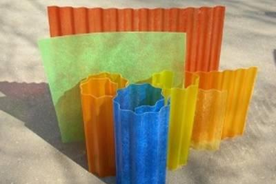 Cтеклопластик — материал будущего