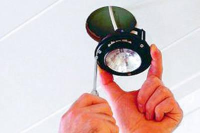 Монтаж точечных светильников в потолок: планирование, подключение, закрепление