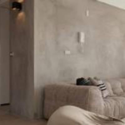 Микробетон - инновационный материал для отделки стен