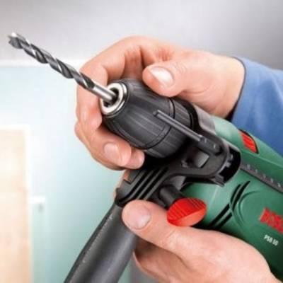 Бурим стены из бетона: инструмент, технология, безопасность