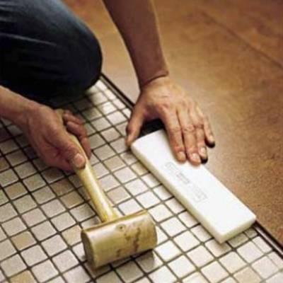 Настил пробковых покрытий на пол: как нужно и где можно