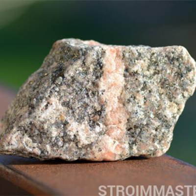 Гранит — натуральный природный стройматериал подаренный природой