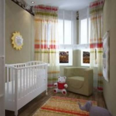 Мебель для дома - интерьер детской