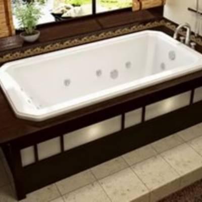 Из чего делают ванны?