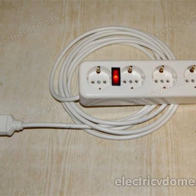 Электрическая переноска своими руками 220 Вольт