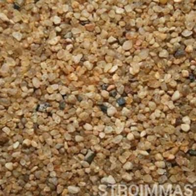 Песок для строительной индустрии