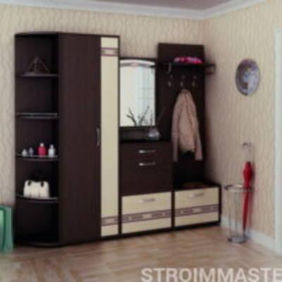 Модульная прихожая для квартиры