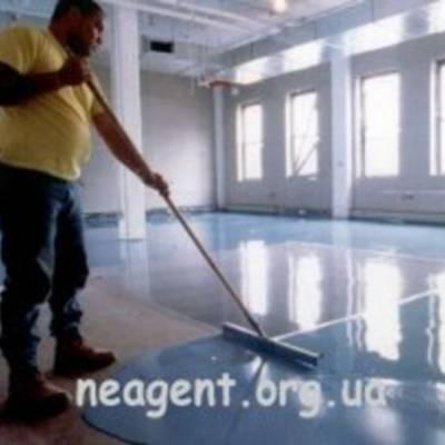 Как сделать наливной пол