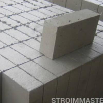 Блоки из пено- и газобетона
