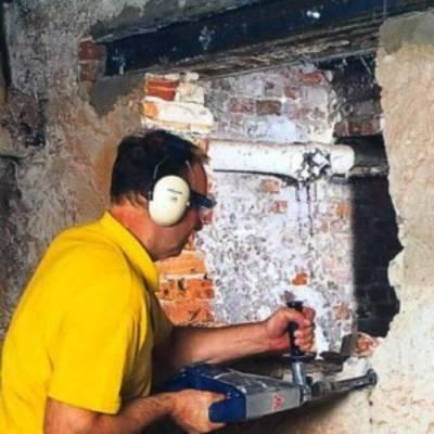 Как сносить несущую стену в квартире для устройства проема