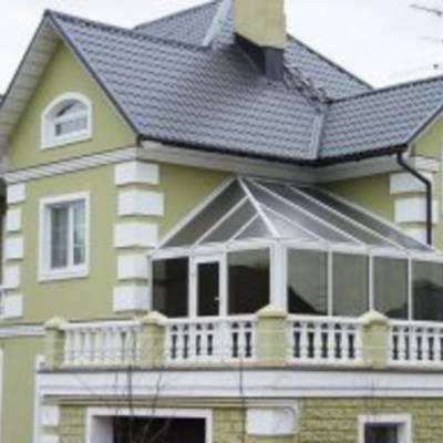 Остекление коттеджей и загородных домов пластиковыми окнами