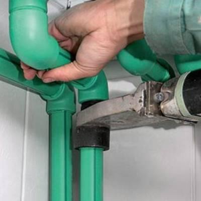 Работа с полипропиленовыми трубами: пайка, соединение, прокладка