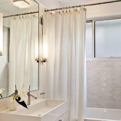 Как и где лучше выбрать шторки для ванной в Санкт-Петербурге