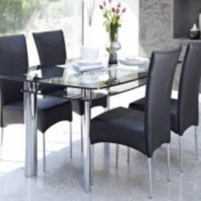 Стеклянный стол для вашего дома