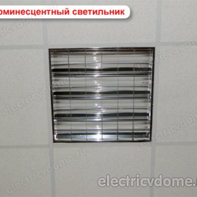 Что такое стартер для люминесцентных ламп