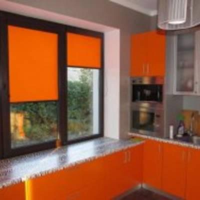 Тканевые роллеты на окна - отличный выбор!
