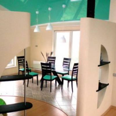 Возведение перегородок из гипсокартона: для дизайна и зонирования интерьера