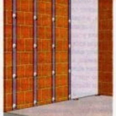 Выравнивание, облицовка стен сухой штукатуркой гипсокартоном