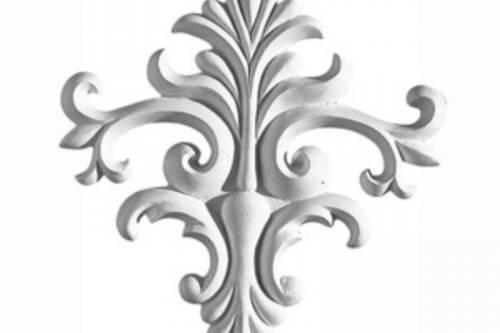 Декор из лепнины