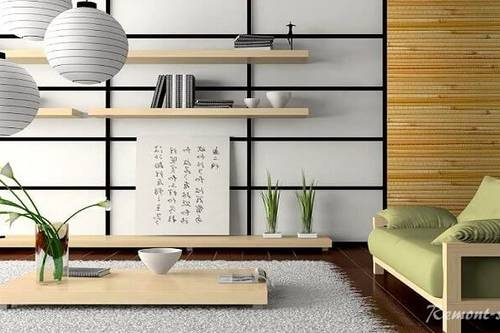 Японский стиль в интерьере: минимализм Востока