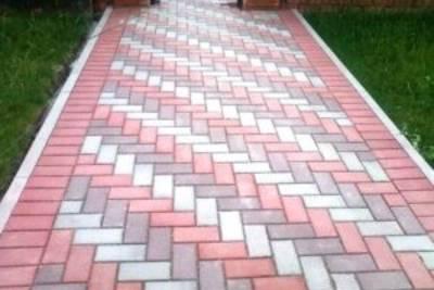 Чем руководствоваться при выборе тротуарной плитки