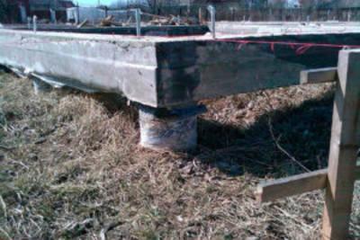Винтовые свайные фундаменты в малоэтажном строительстве