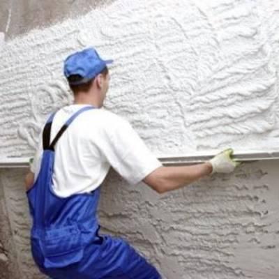 Штукатурка стен: виды, способы, материалы, замес раствора, технология работ