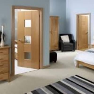 Ламинированные двери – недорого и функционально