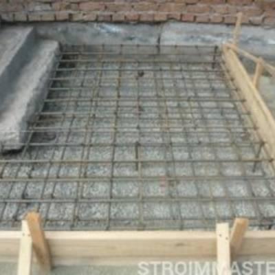 Этапы производства бетона