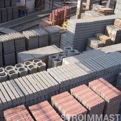 Промышленность и производство строительных материалов
