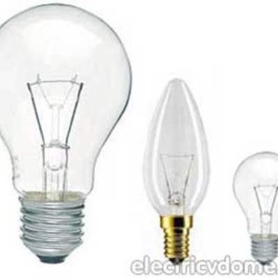 Разновидности ламп освещения