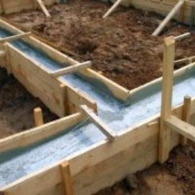 Фундамент как основа зданий