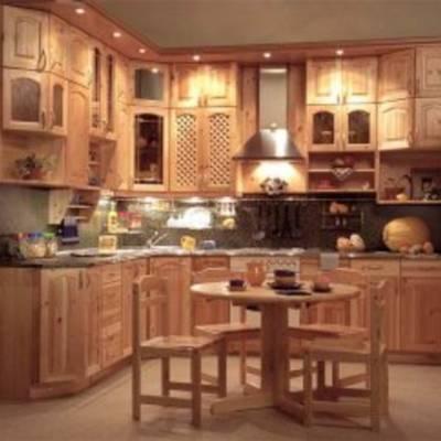 Мебель из дерева - красиво, долговечно и экологично