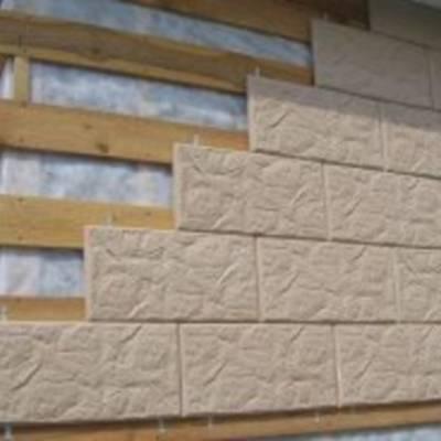 Отделочные материалы для фасадов