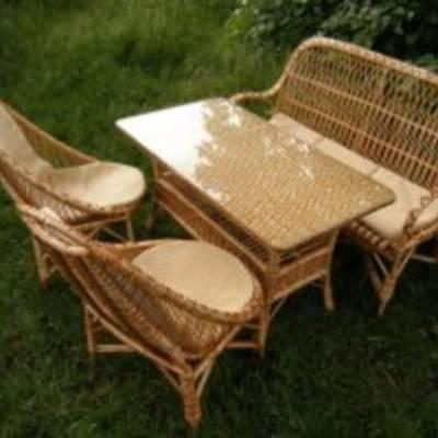 Садовая мебель для вашего сада