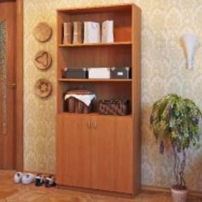 Стеллажи и шкафы