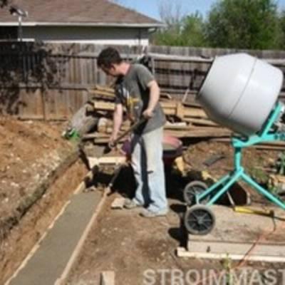 Строительство ленточного фундамента своими руками