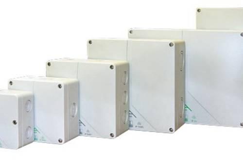Распределительные коробки для монтажа электропроводки