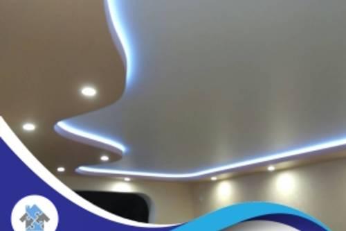 Светодиодная подсветка натяжного потолка